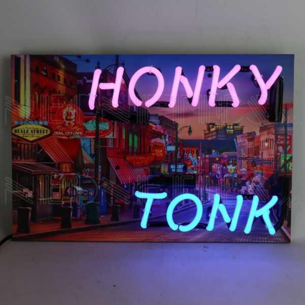 JUNIOR HONKY TONK NEON SIGN
