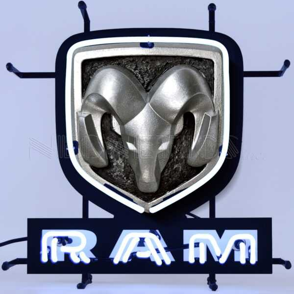 RAM JUNIOR NEON SIGN