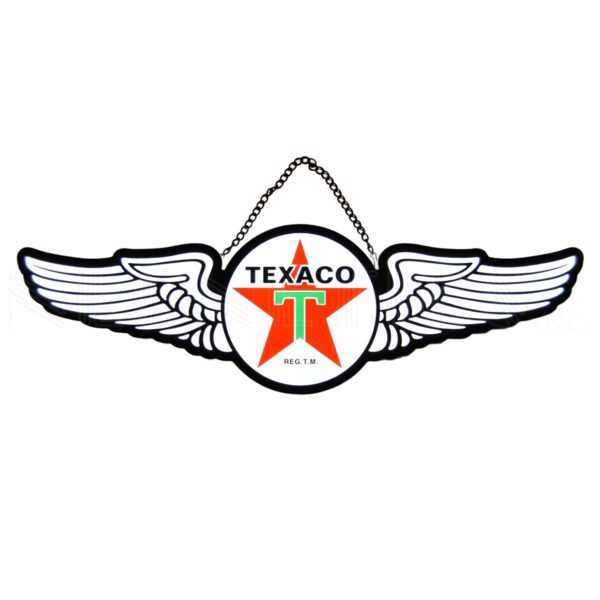 TEXACO WINGS SLIM LED SIGN