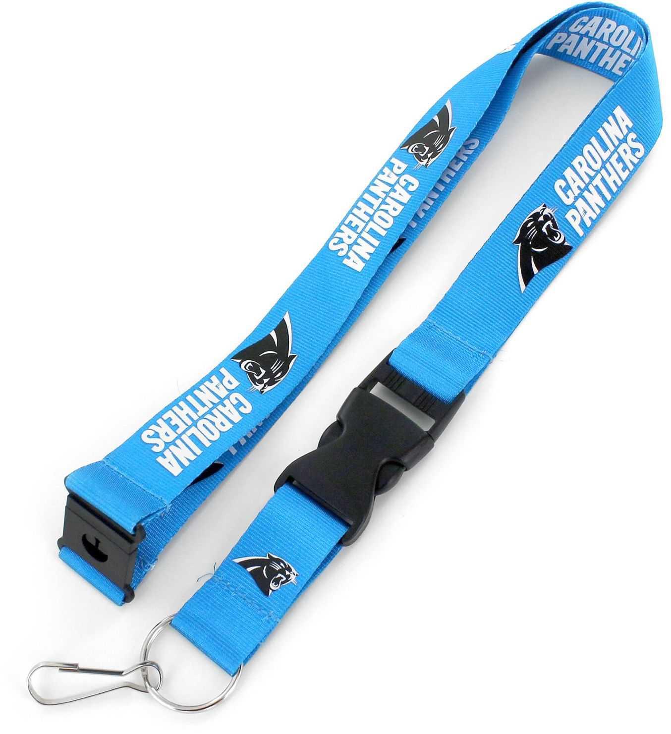 Sports Lanyard Carolina Panthers
