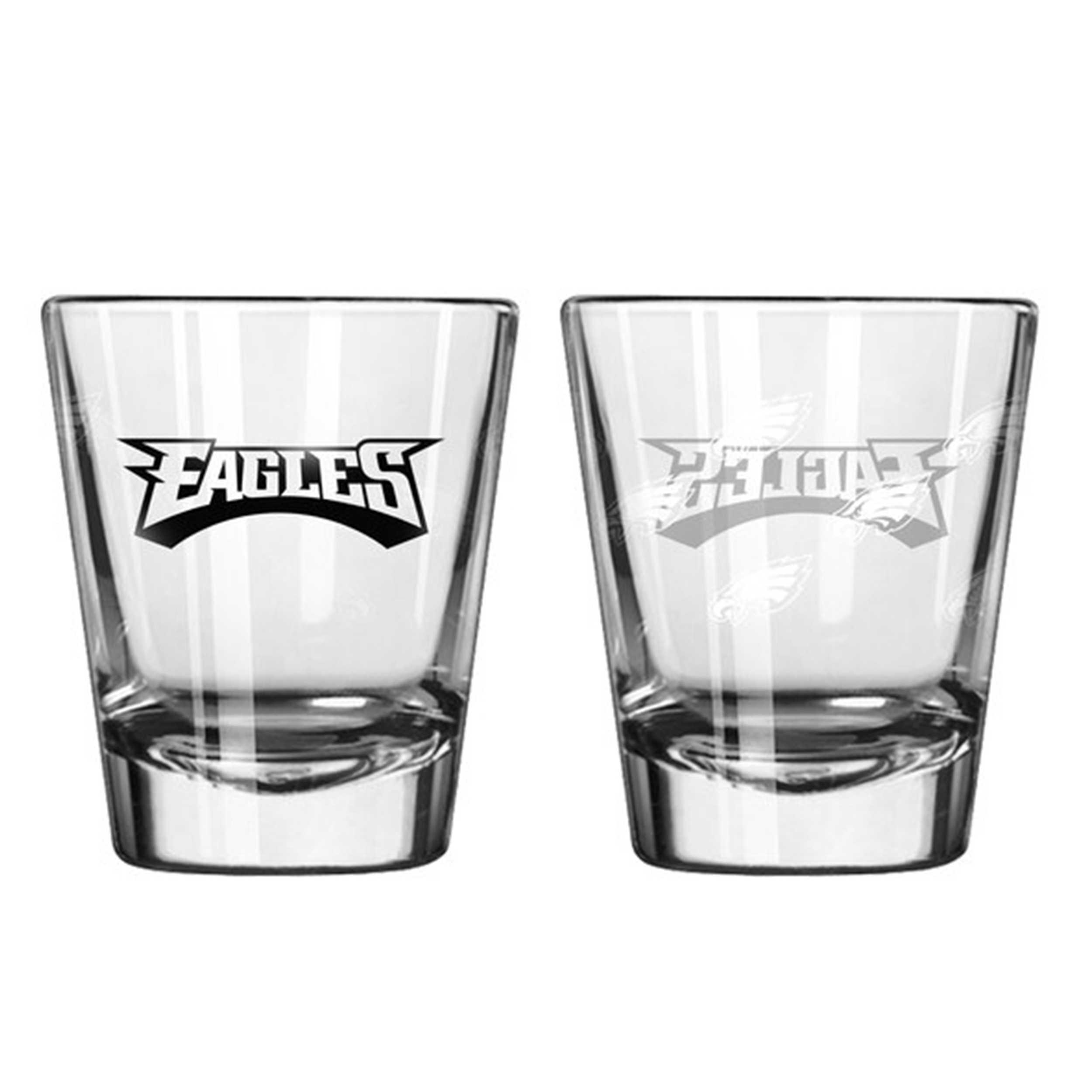 Sports Shot Glass Philadelphia Eagles