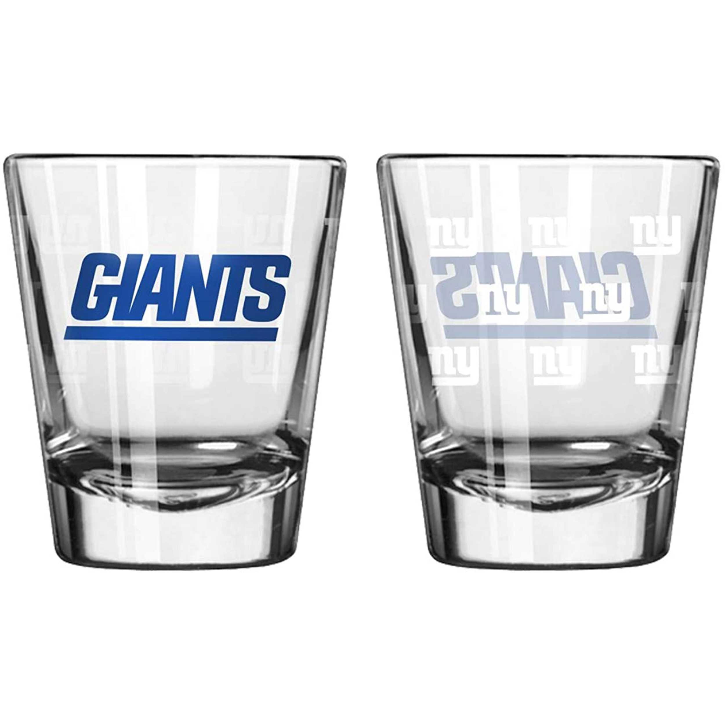 Sports Shot Glass New York Giants