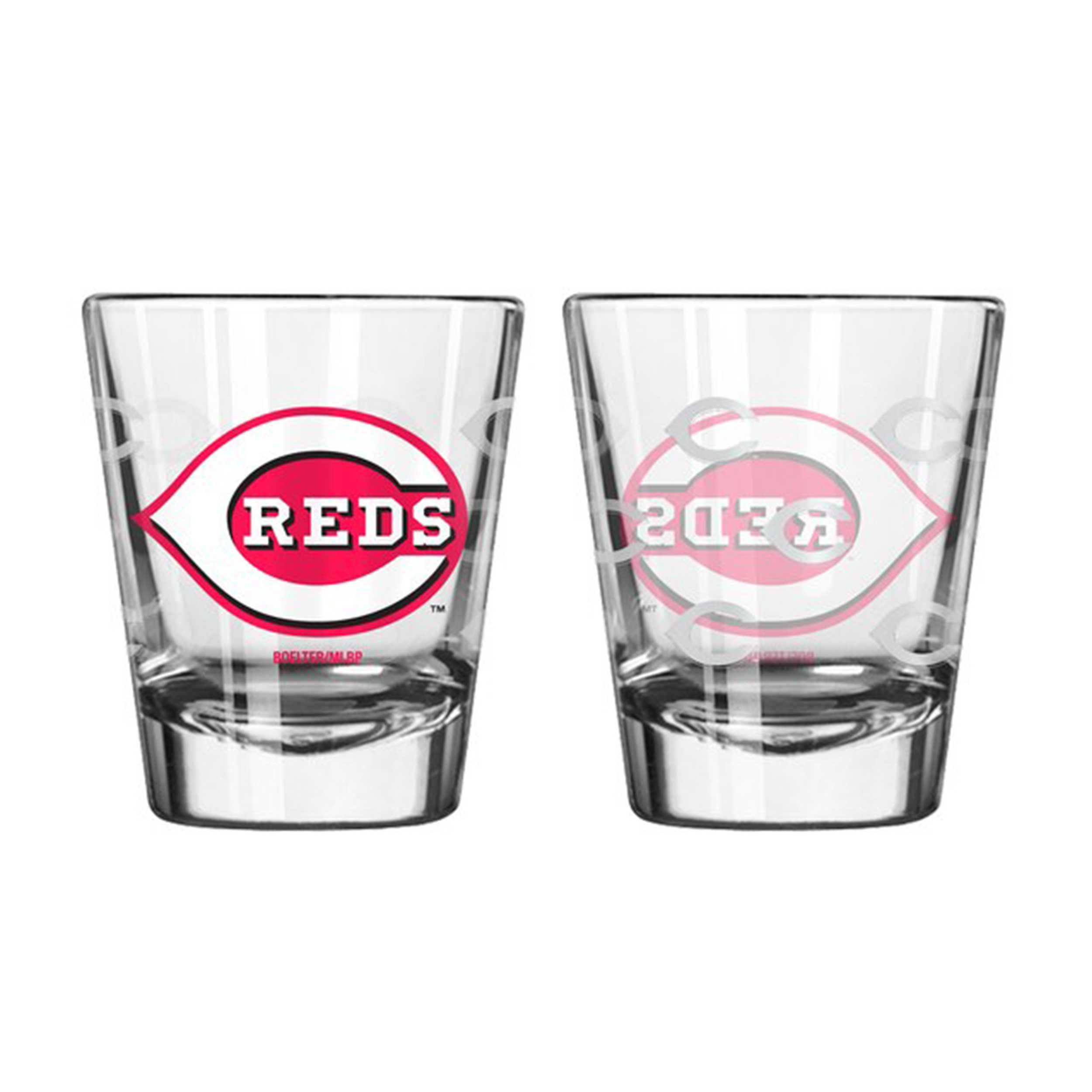 Sports Shot Glass Cincinnati Reds