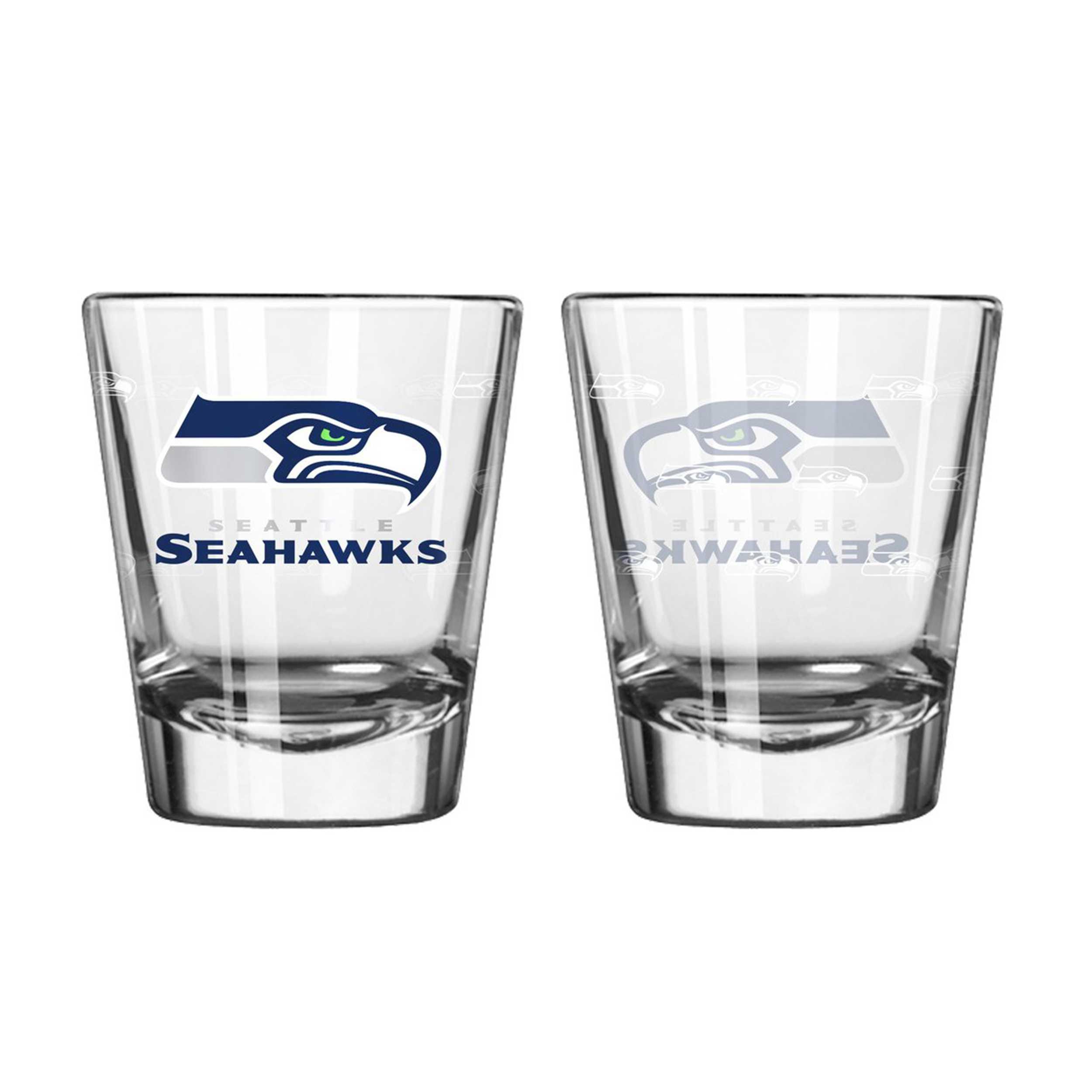 Sports Shot Glass Seattle Seahawks