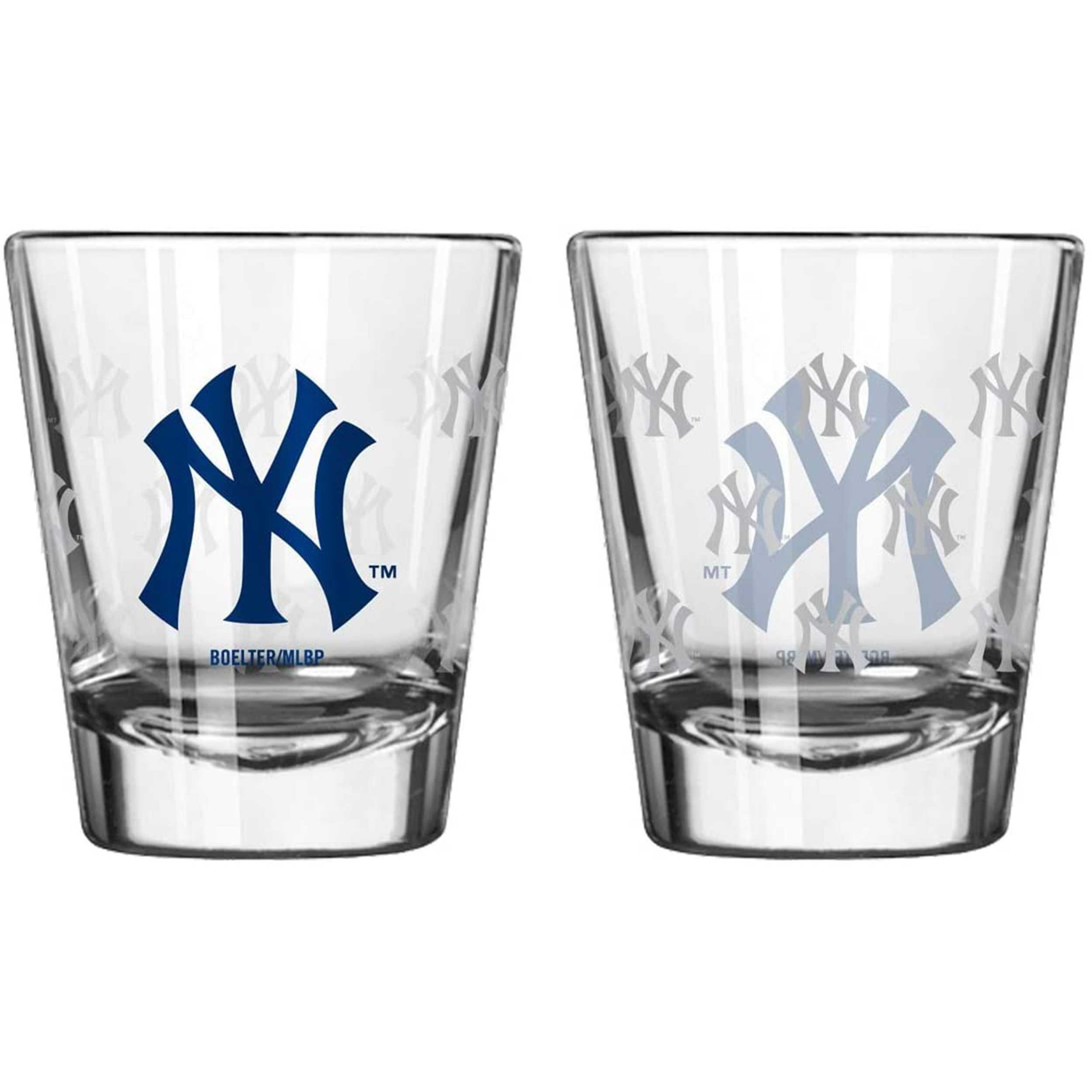 Sports Shot Glass New York Yankees