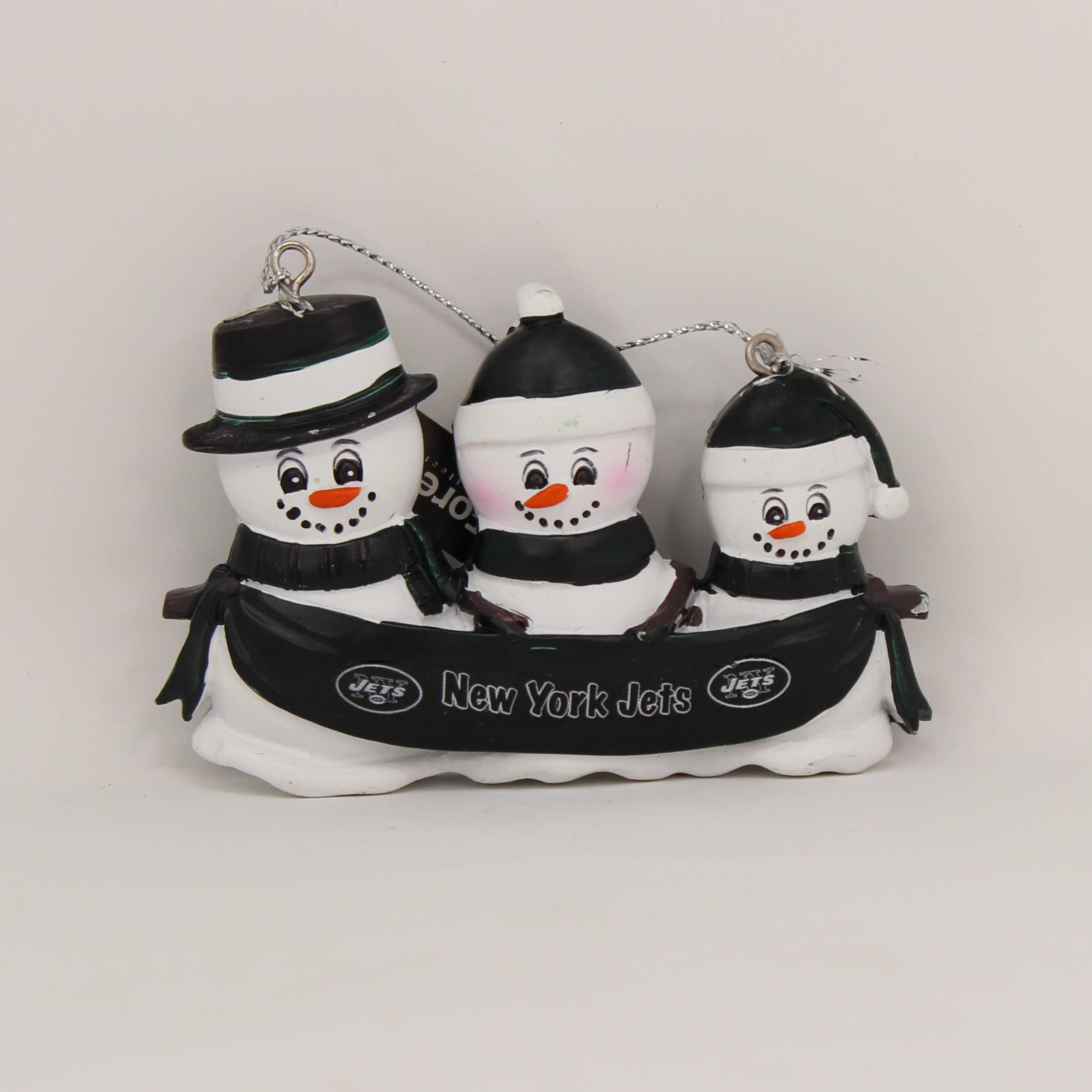 Personalized Family Ornament New York Jets