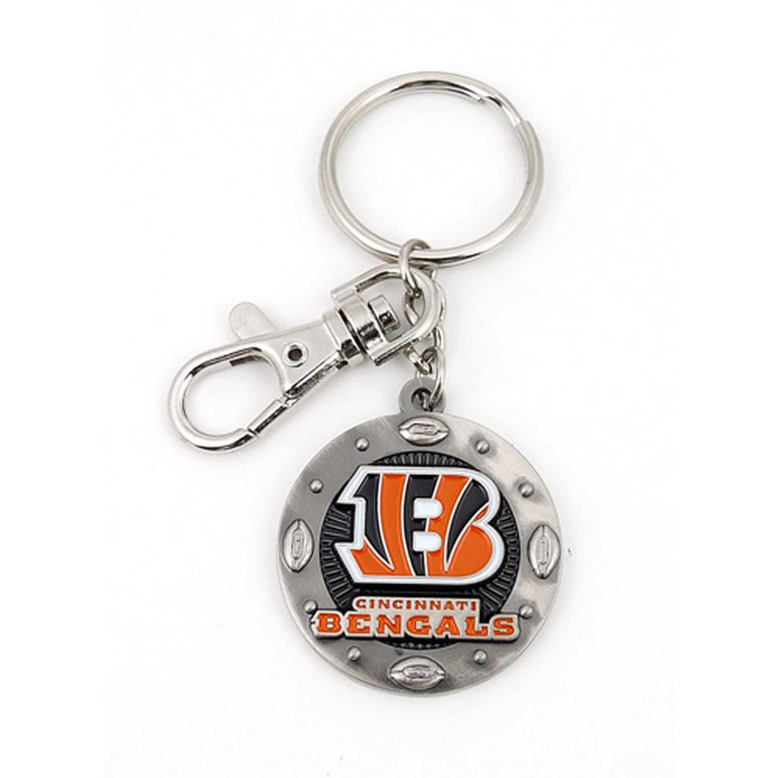 Impact Keychain Cincinnati Bengals