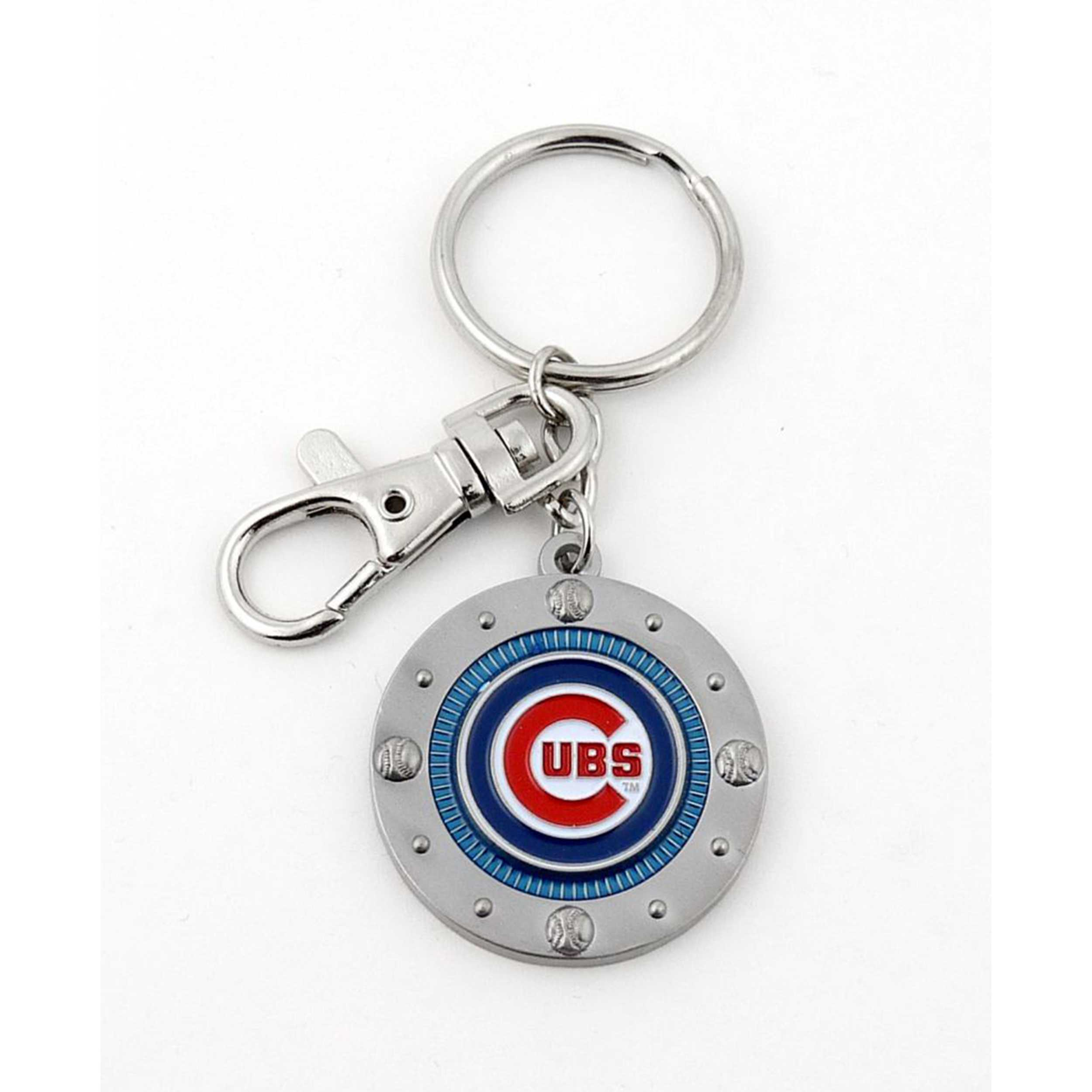Impact Keychain Chicago Cubs