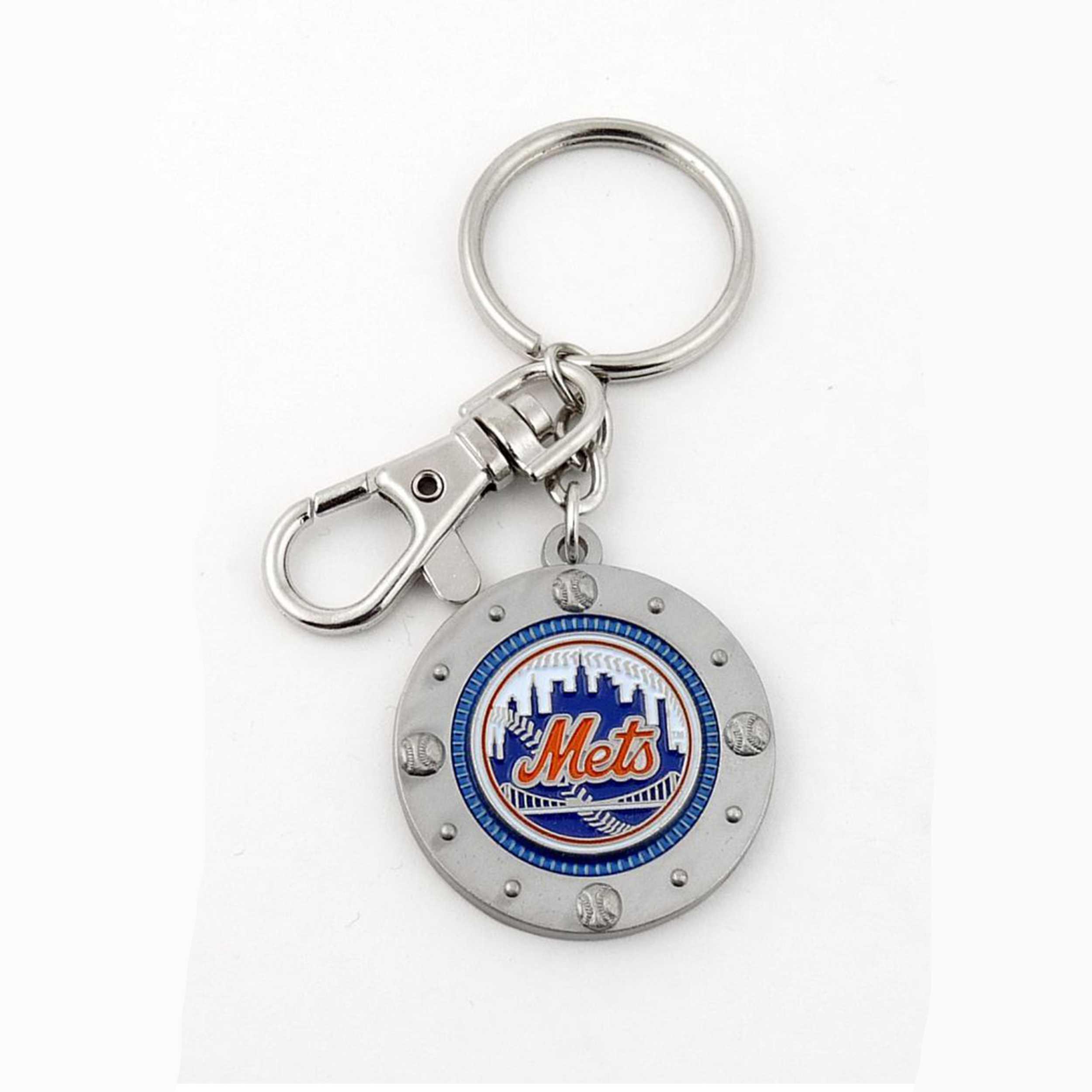Impact Keychain New York Mets