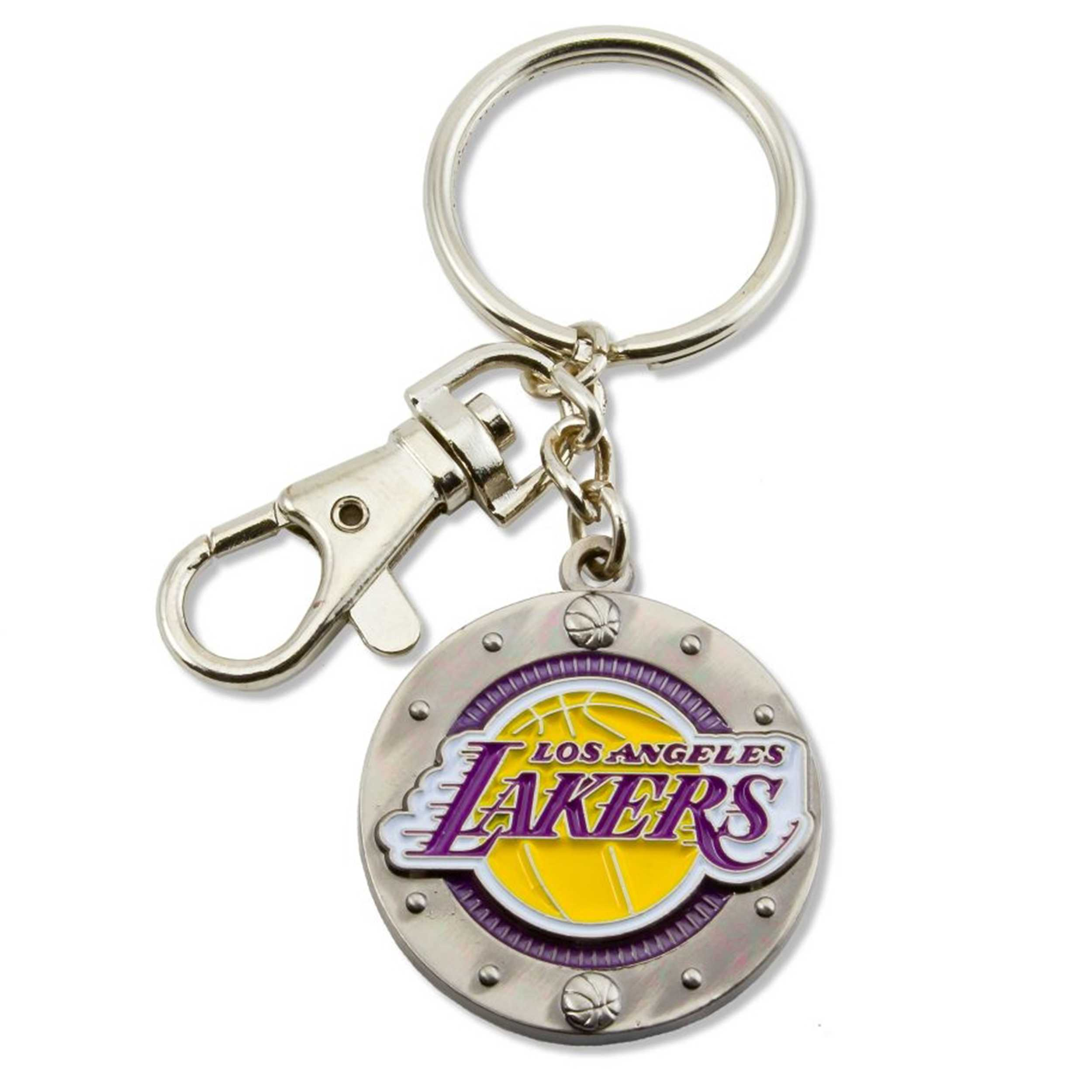Impact Keychain Los Angeles Lakers