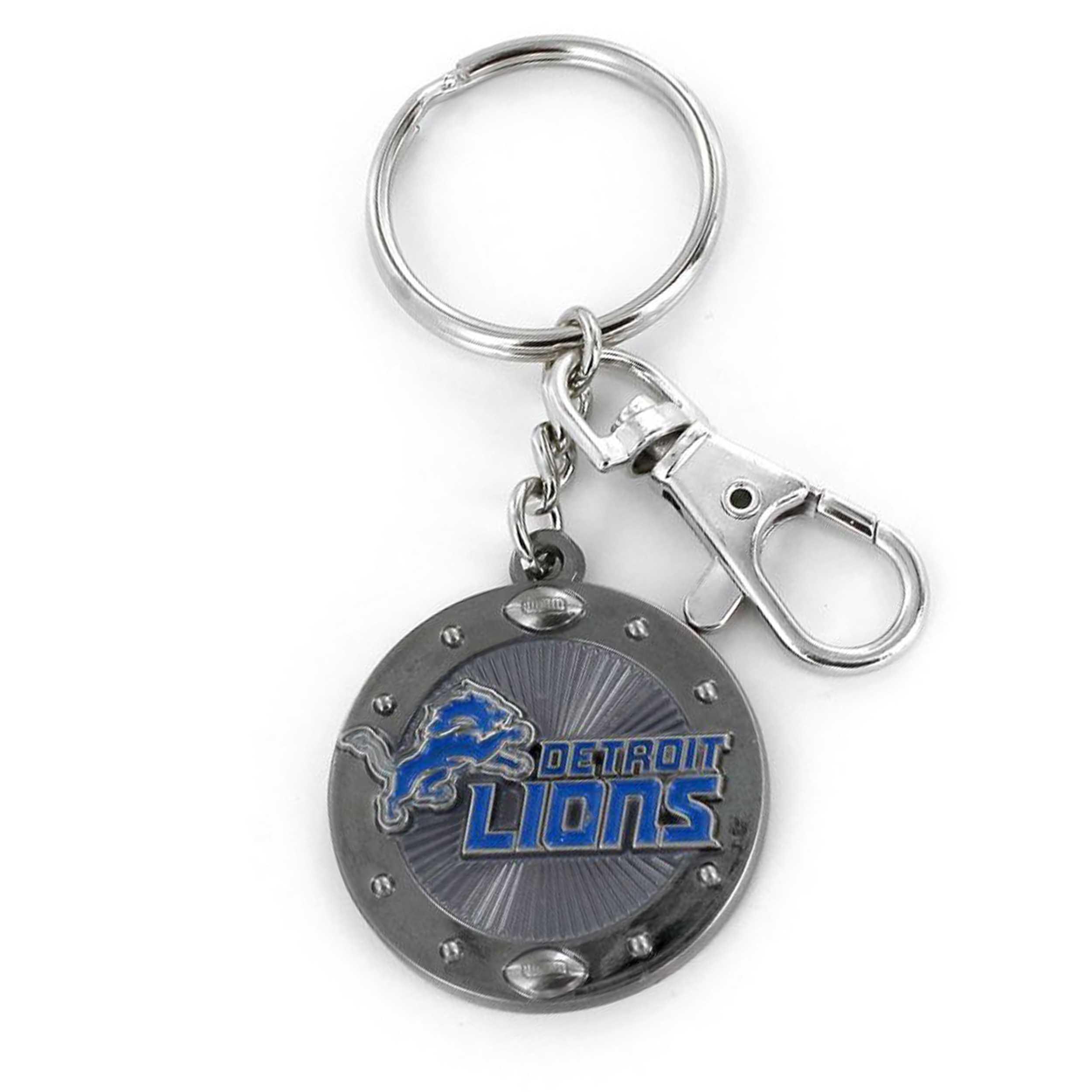 Impact Keychain Detroit Lions