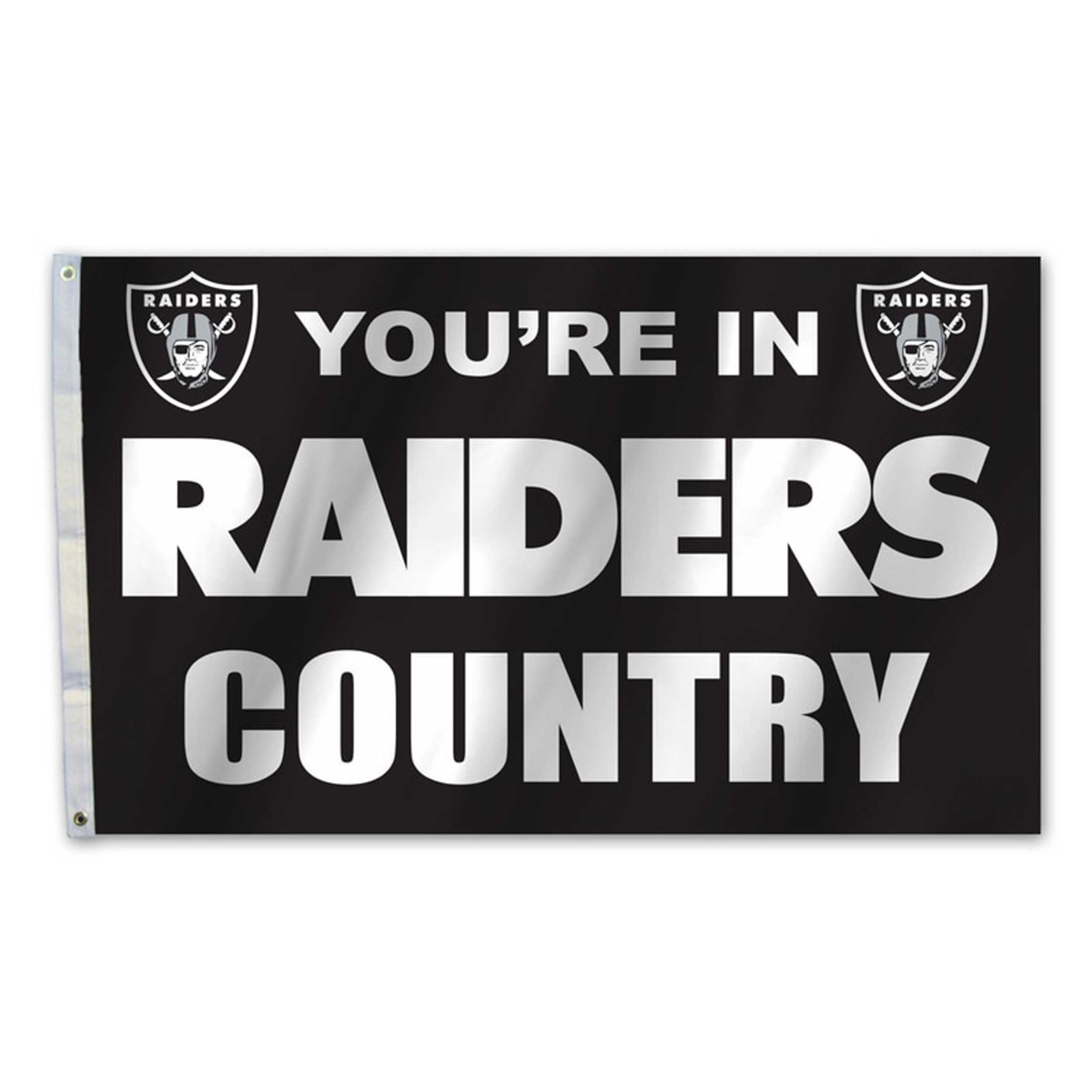 Country Flag-Oakland Raiders