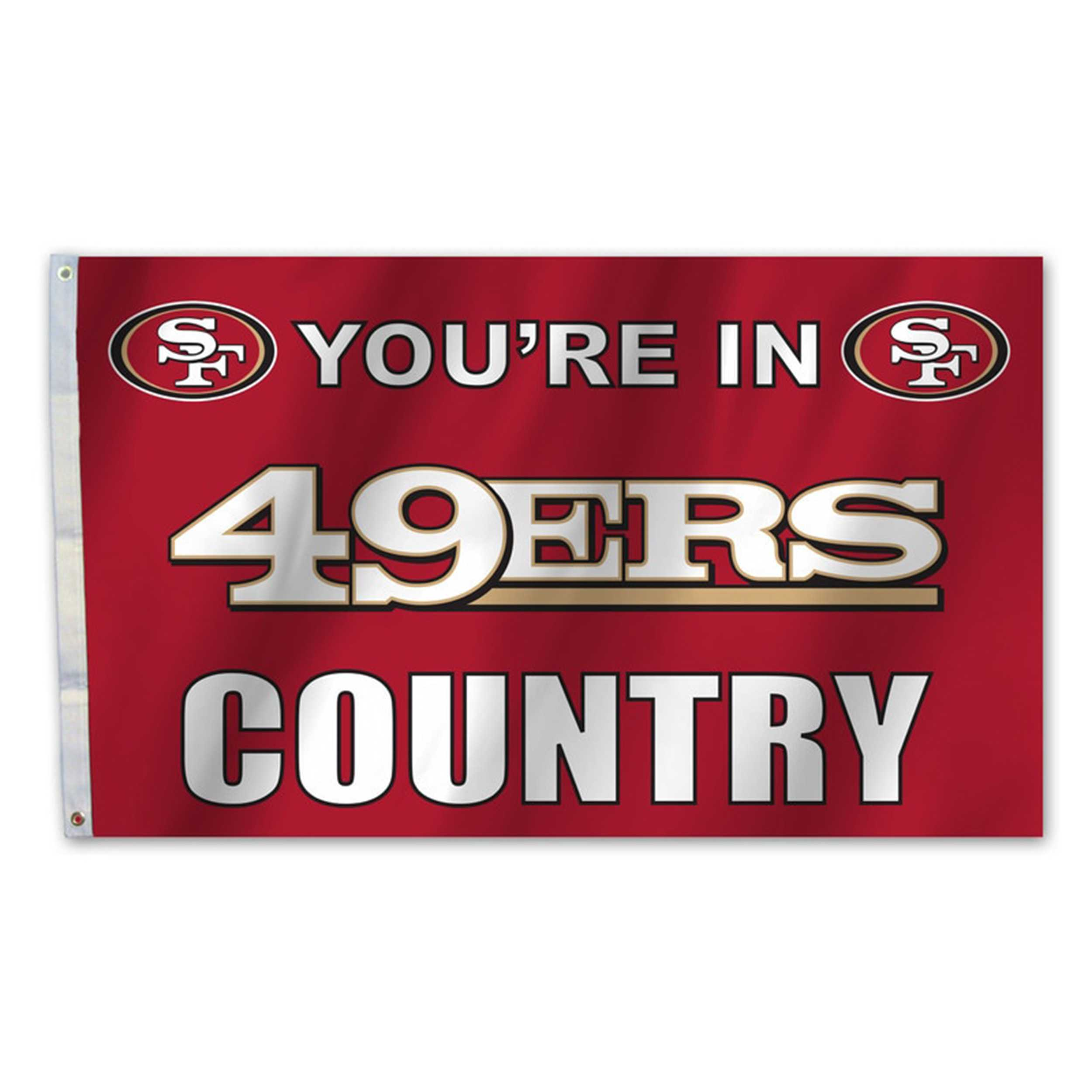 Country Flag-San Francisco 49ers