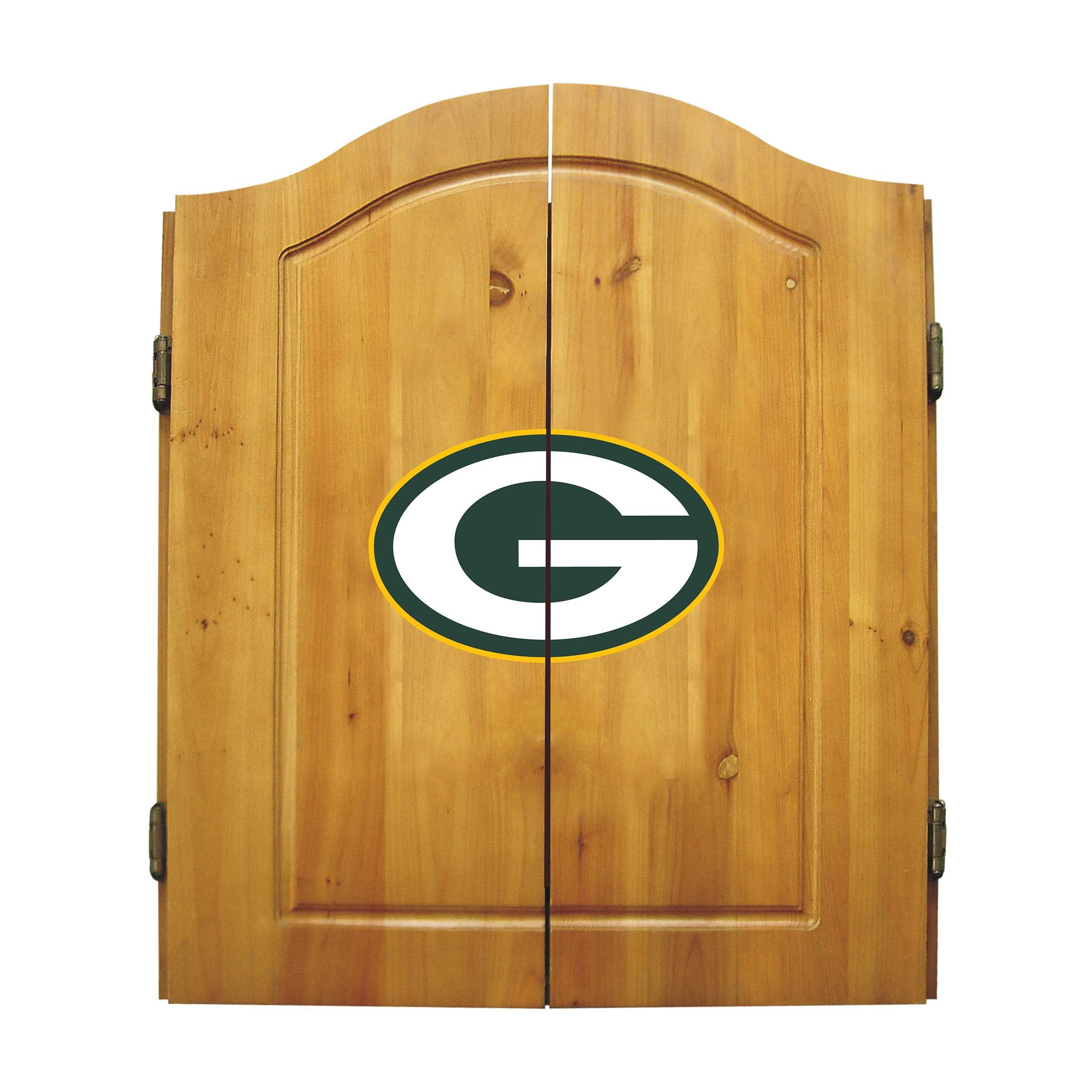 GREEN BAY PACKERS DART CABINET