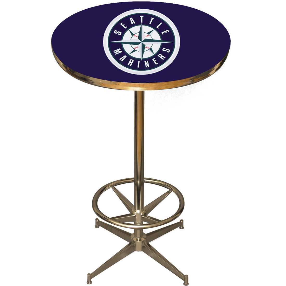 SEATTLE MARINERS PUB TABLE
