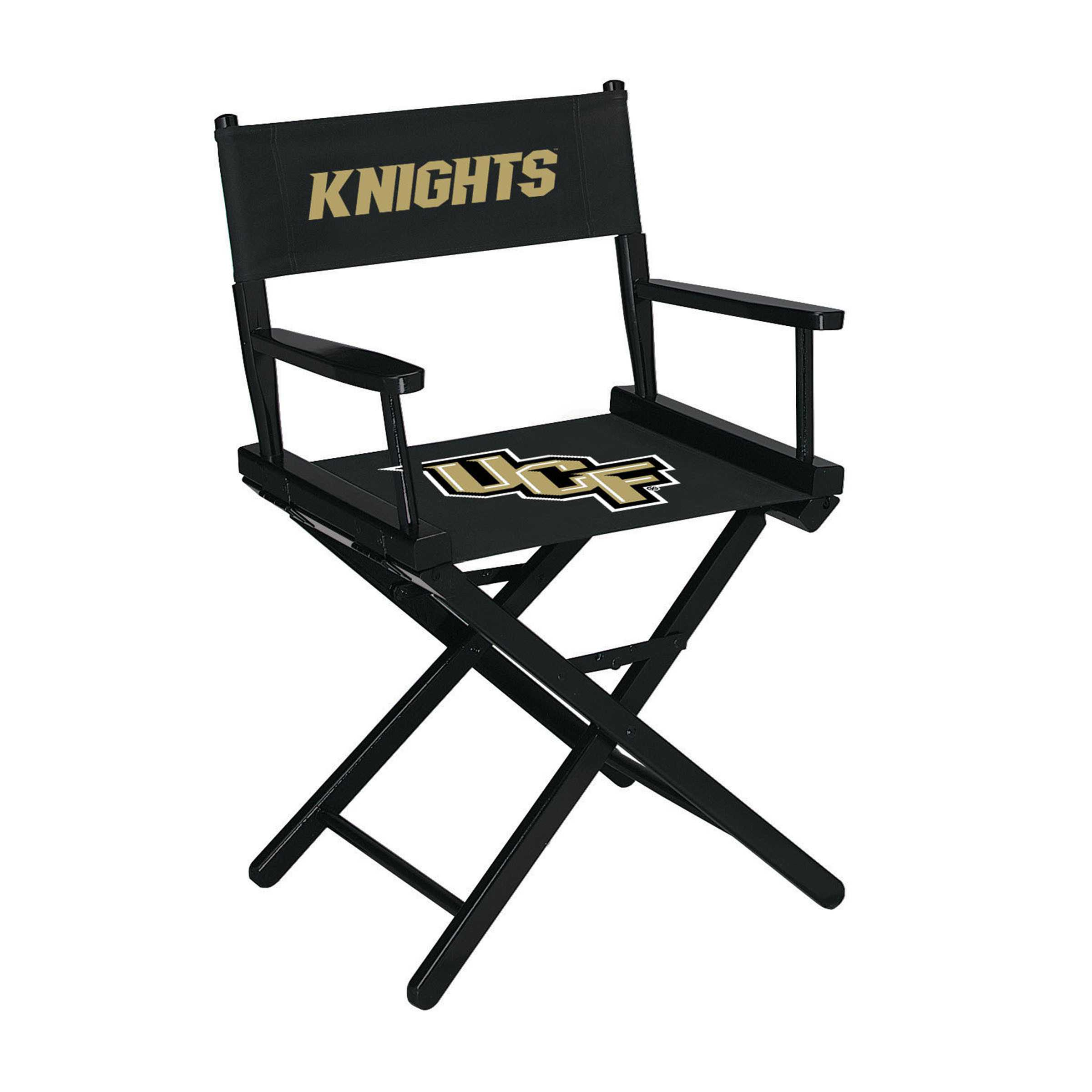 CENTRAL FLORIDA UNIVERSITY DIRECTORS CHAIR-TABLE HEIGHT