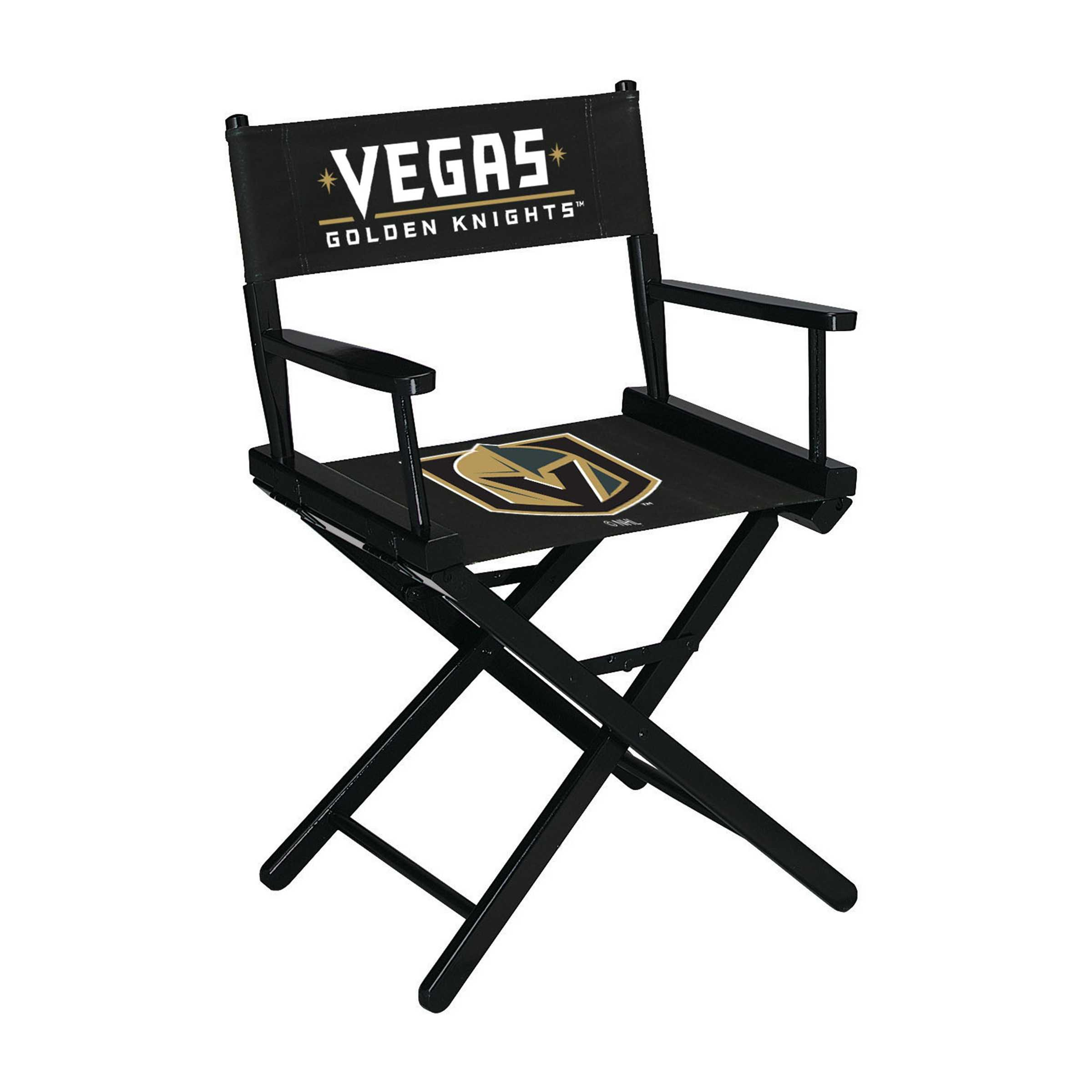 GOLDEN KNIGHTS TABLE HEIGHT DIRECTOR CHAIR