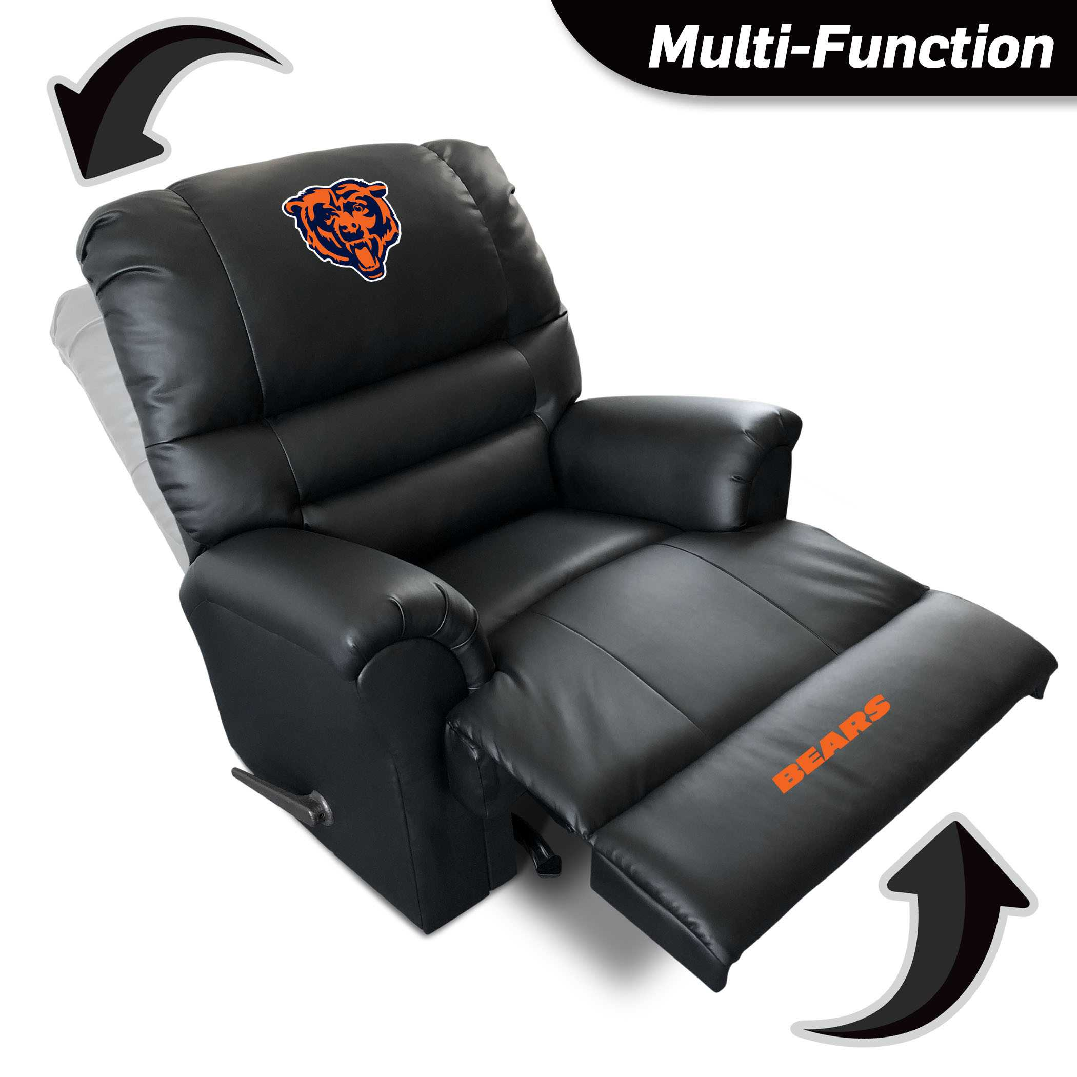CHICAGO BEARS SPORTS RECLINER