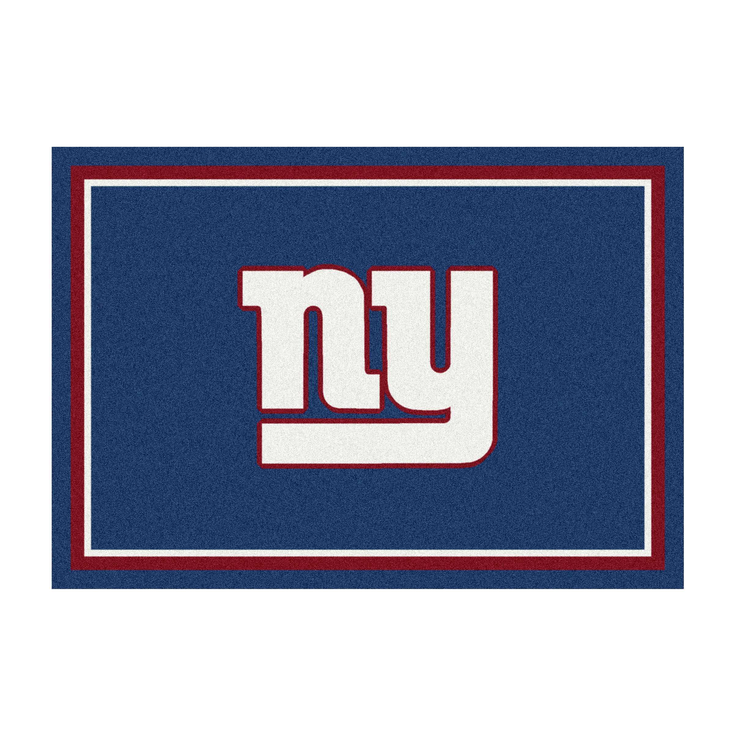 NEW YORK GIANTS 6X8 SPIRIT RUG
