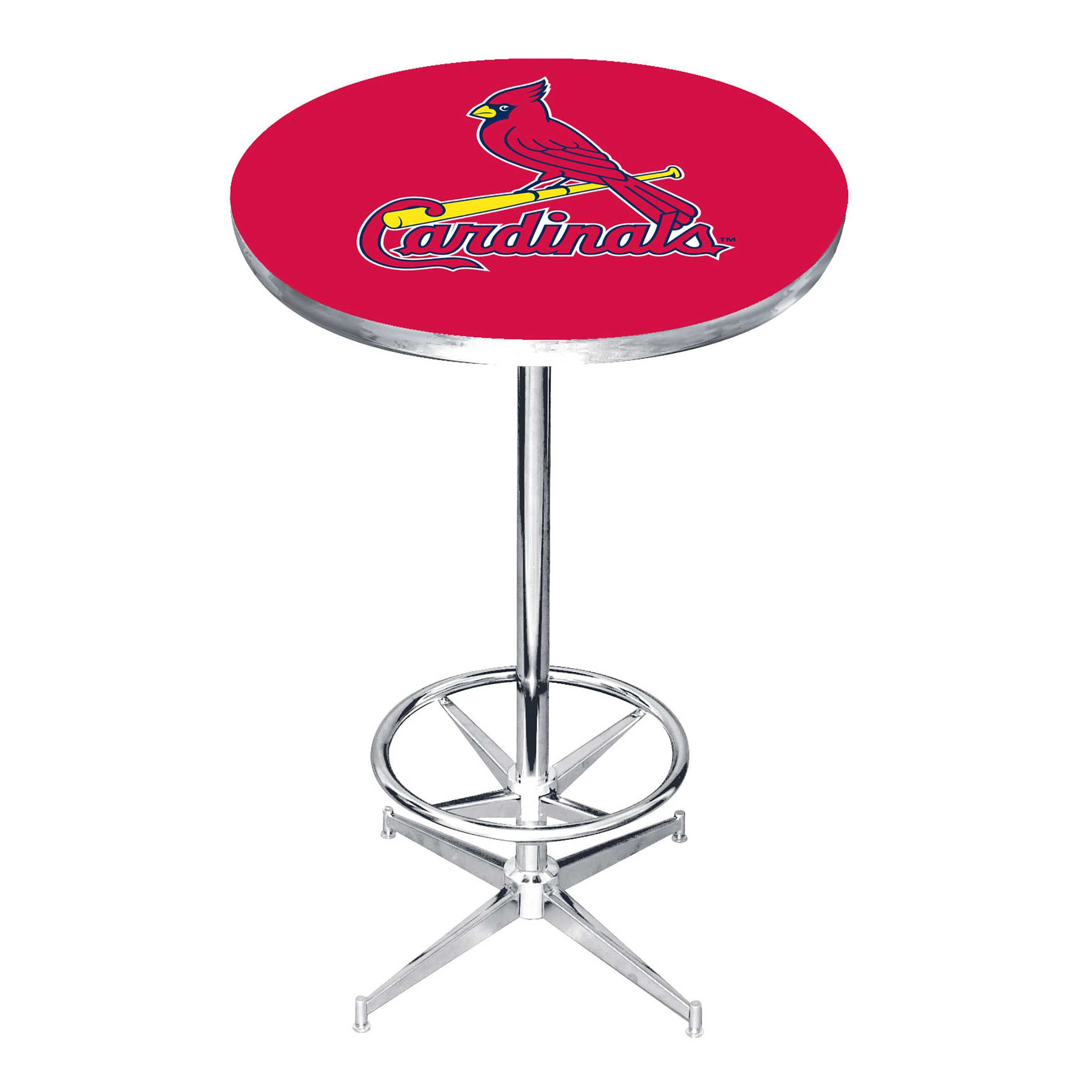 ST LOUIS CARDINALS PUB TABLE