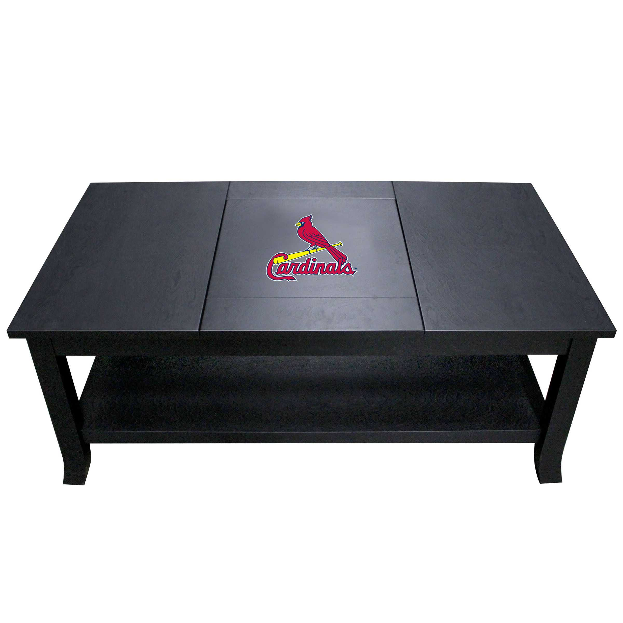 ST LOUIS CARDINALS COFFEE TABLE