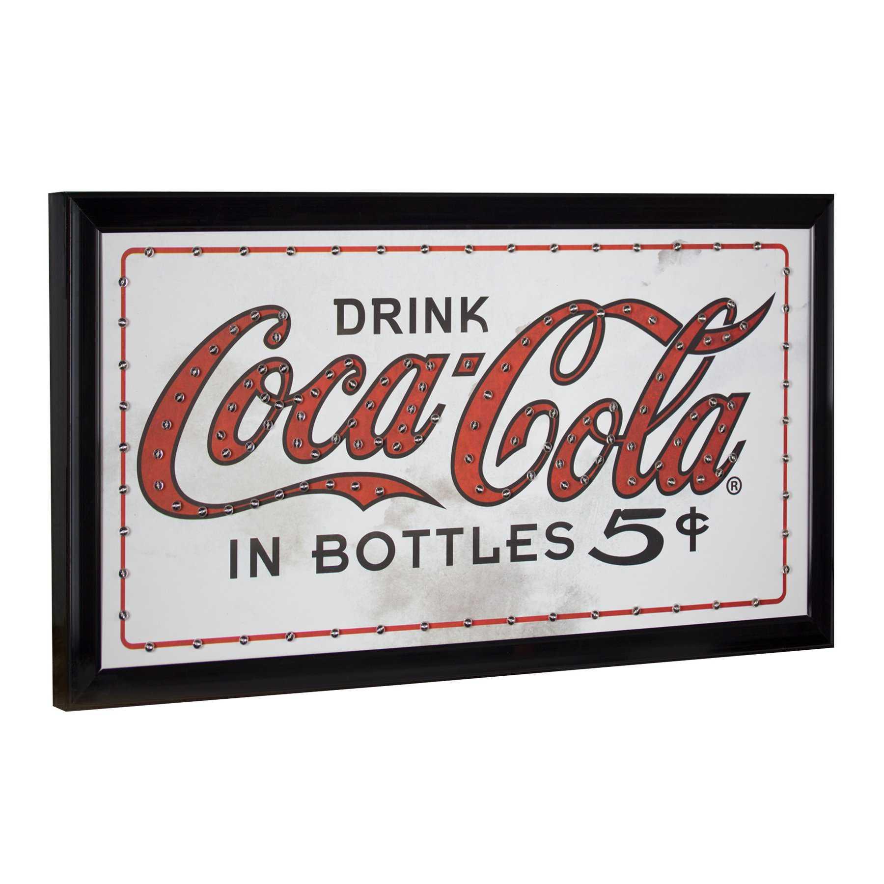 Coca-Cola LED Sign