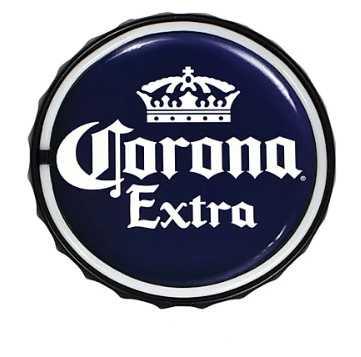 Corona Extra Round Shape LED Bar Rope Sign