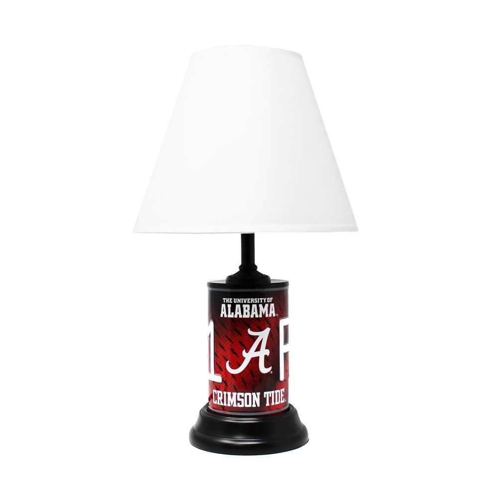Alabama Crimson Tide Sports Lamp