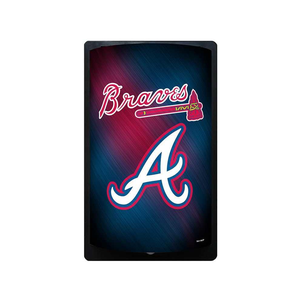 Atlanta Braves MotiGlow Light Up Sign