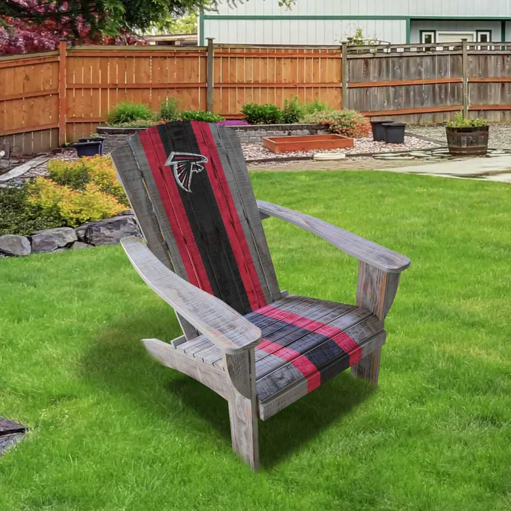 Atlanta Falcons Adirondack Chair