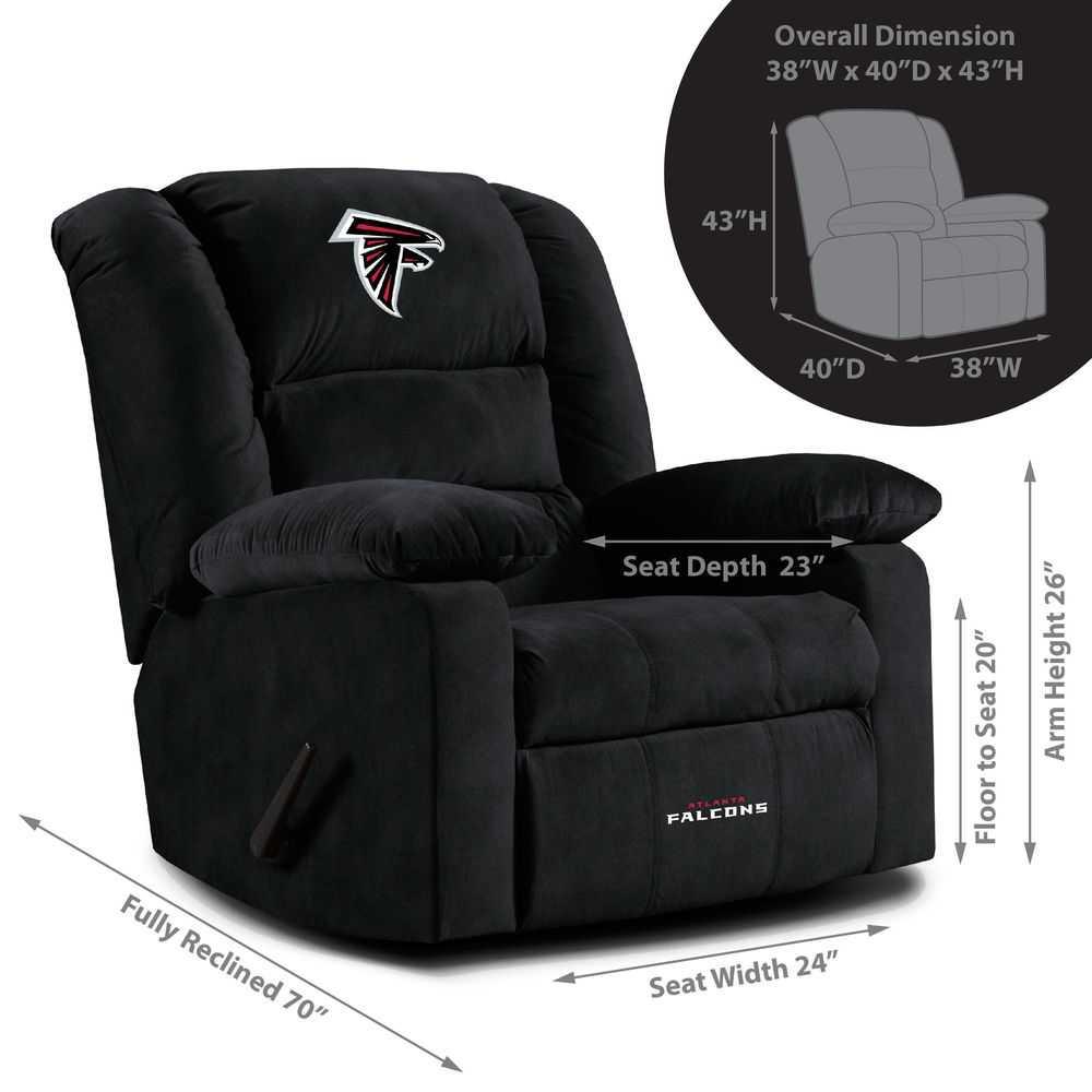 Atlanta Falcons Playoff Recliner