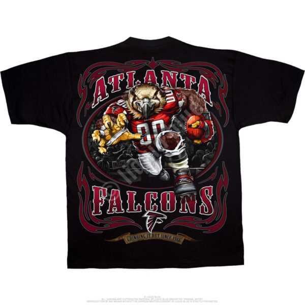 Atlanta Falcons Running Back Tshirt