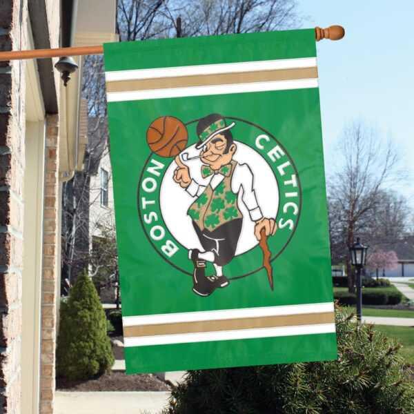 Boston Celtics Premium Banner Flag