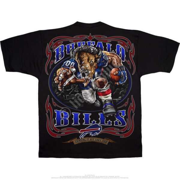Buffalo Bills Running Back Tshirt