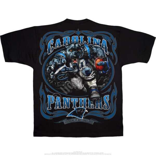 Carolina Panthers Running Back Tshirt