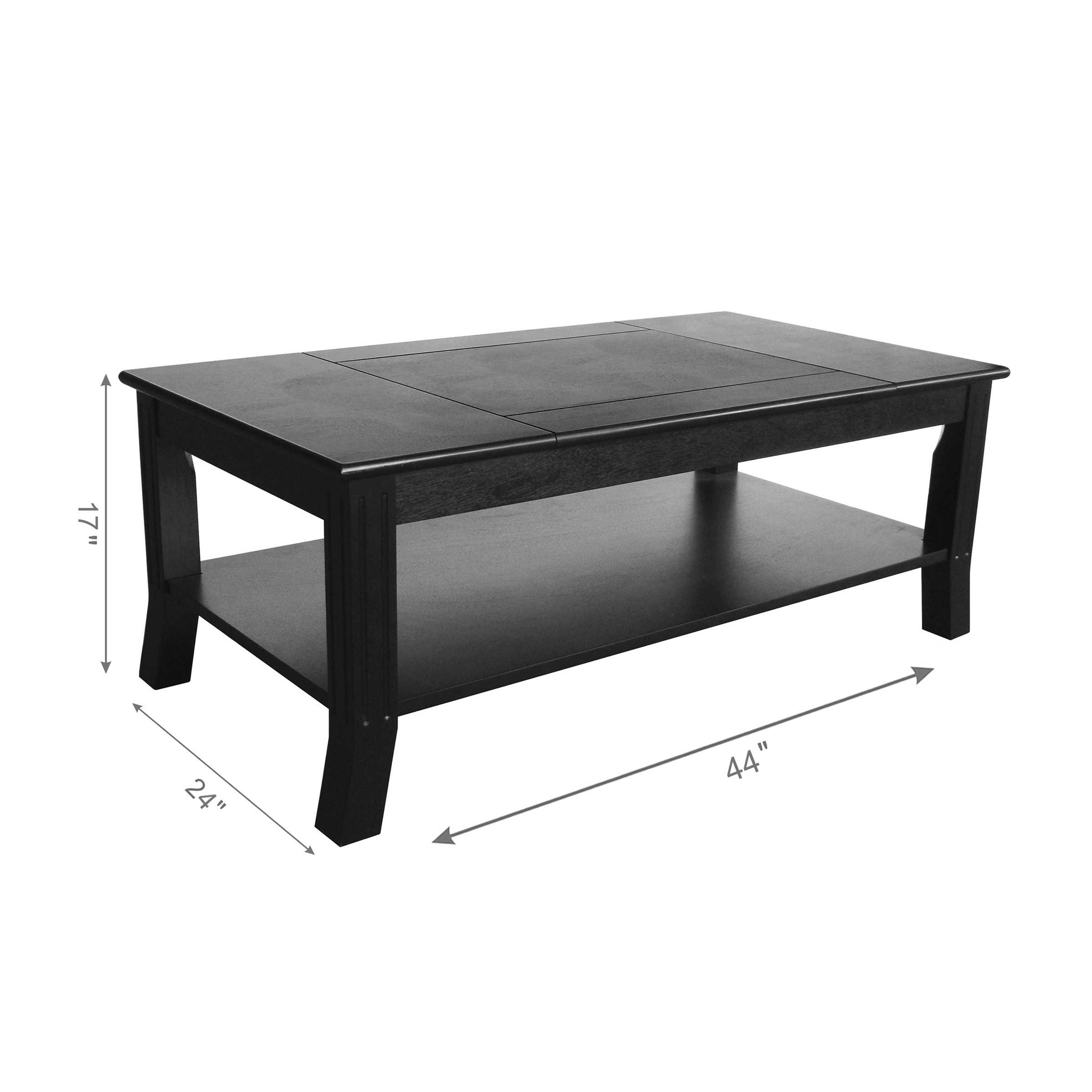 GOLDEN KNIGHTS COFFEE TABLE