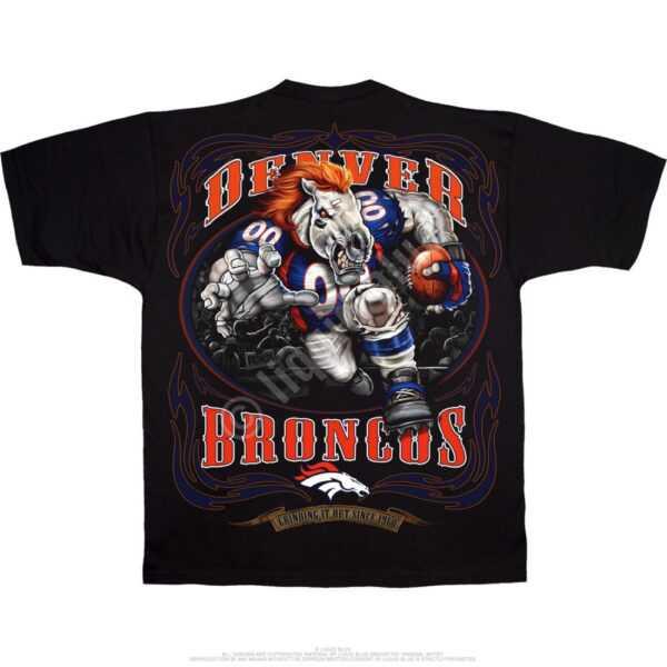 Denver Broncos Running Back Tshirt