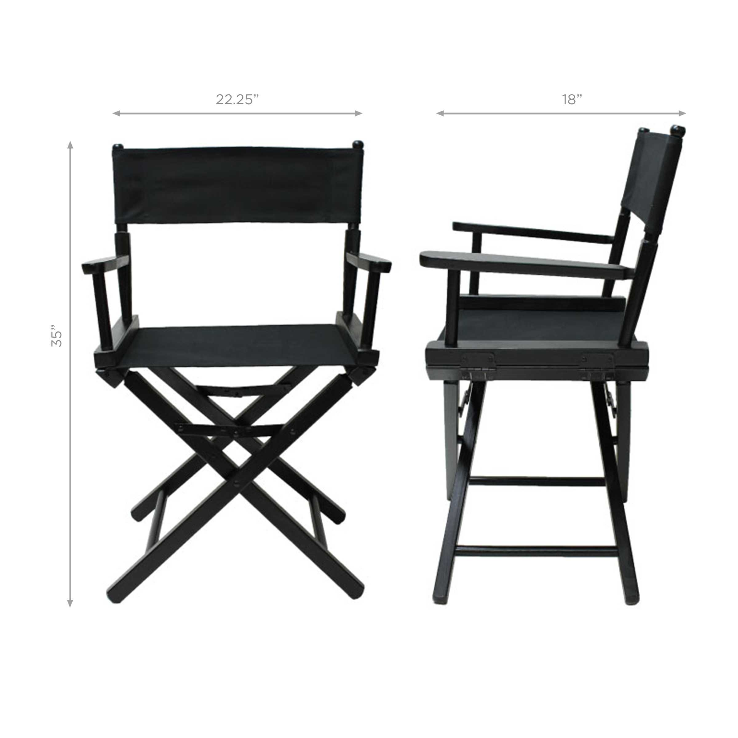 LOS ANGELES CHARGERS TABLE HEIGHT DIRECTORS CHAIR