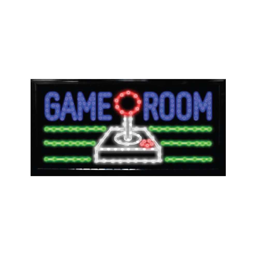 Gameroom Controller LED Sign