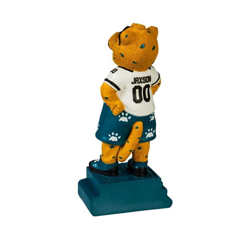 Jacksonville Jaguars Tiki Mascot