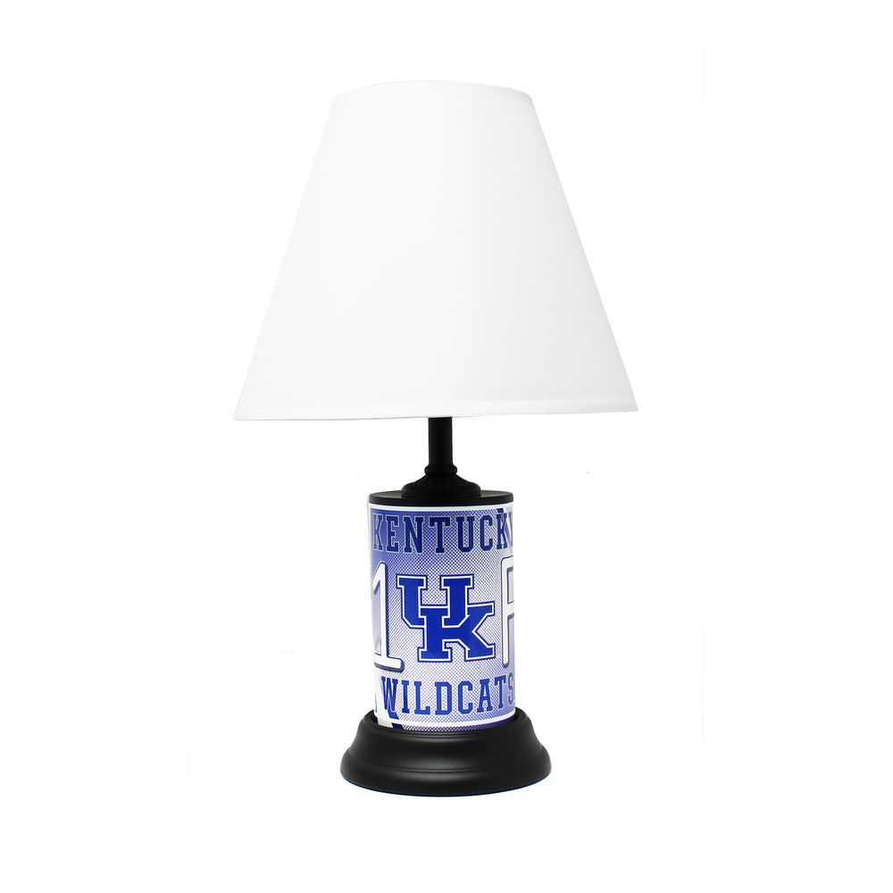 Kentucky Wildcats Sports Lamp