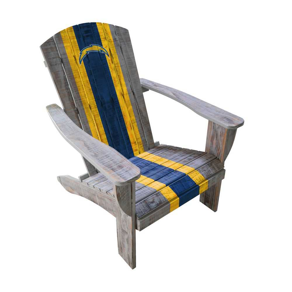 Los Angeles Chargers Adirondack Chair