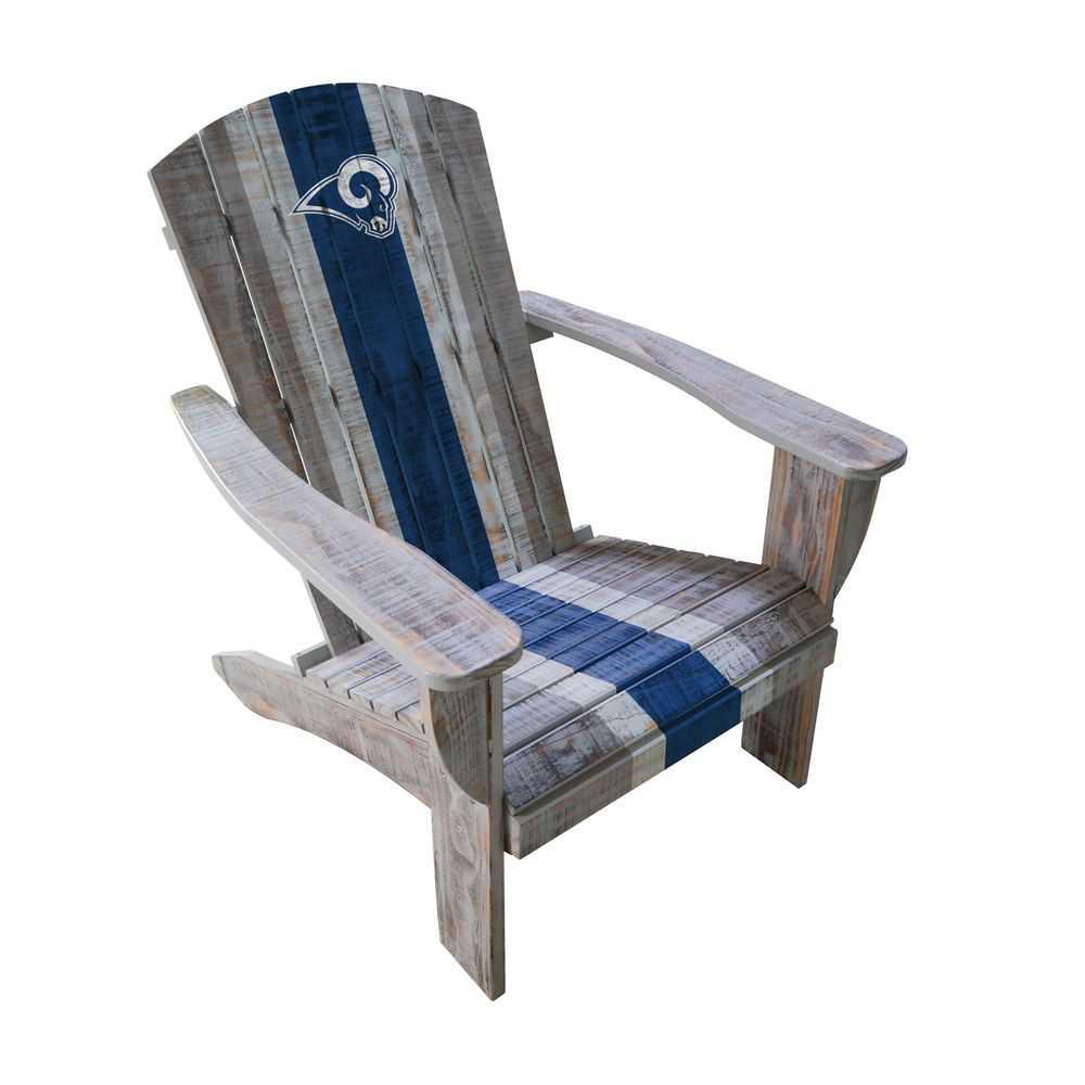 Los Angeles Rams Adirondack Chair
