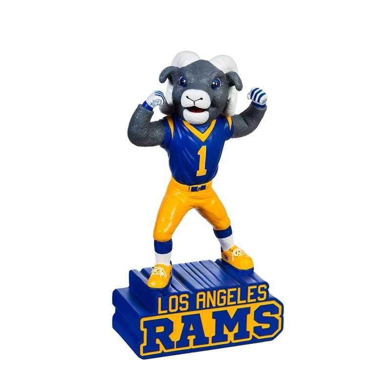 Los Angeles Rams Tiki Mascot
