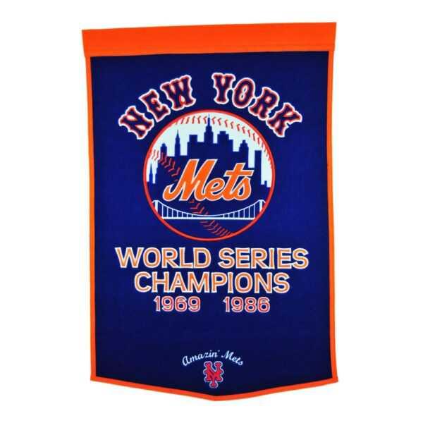New York Mets Dynasty Banner