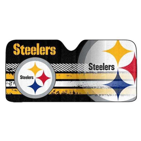 Pittsburgh Steelers Universal Auto Sun Shade