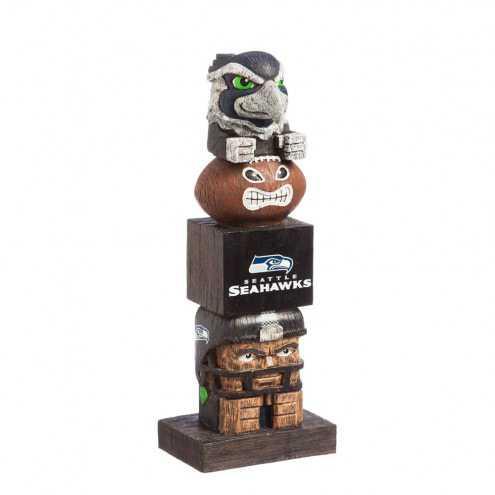 Seattle Seahawks Tiki Totem