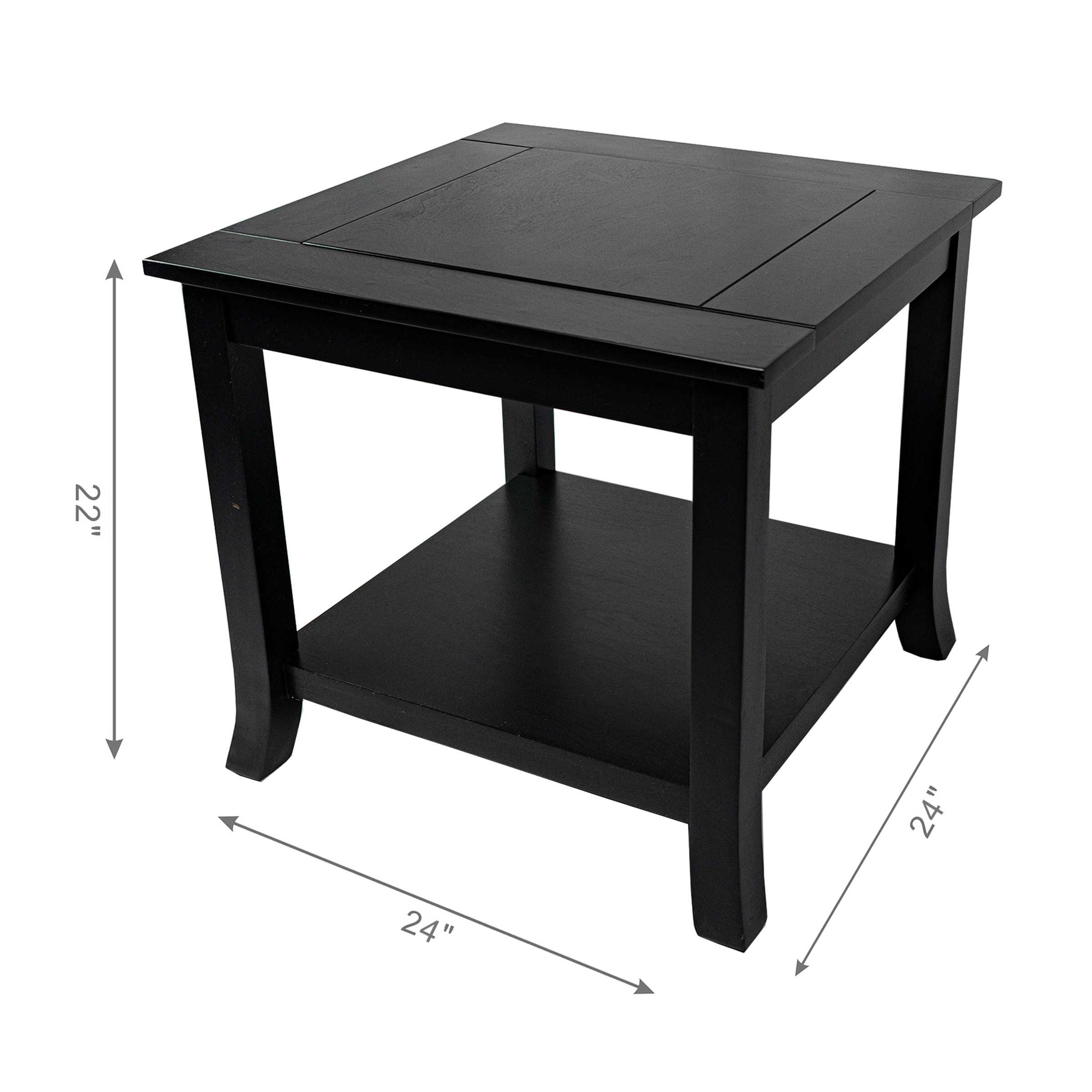 GOLDEN KNIGHTS SIDE TABLE