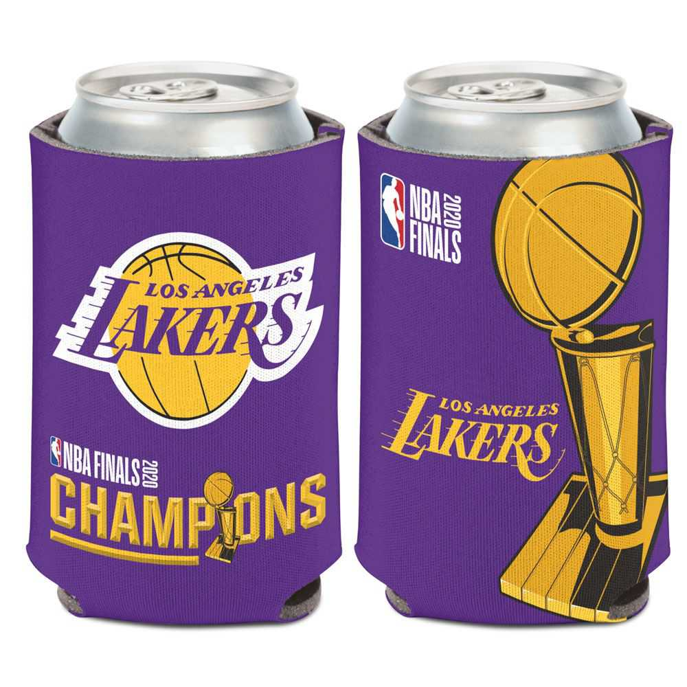 Los Angeles Lakers Championship Can Cooler