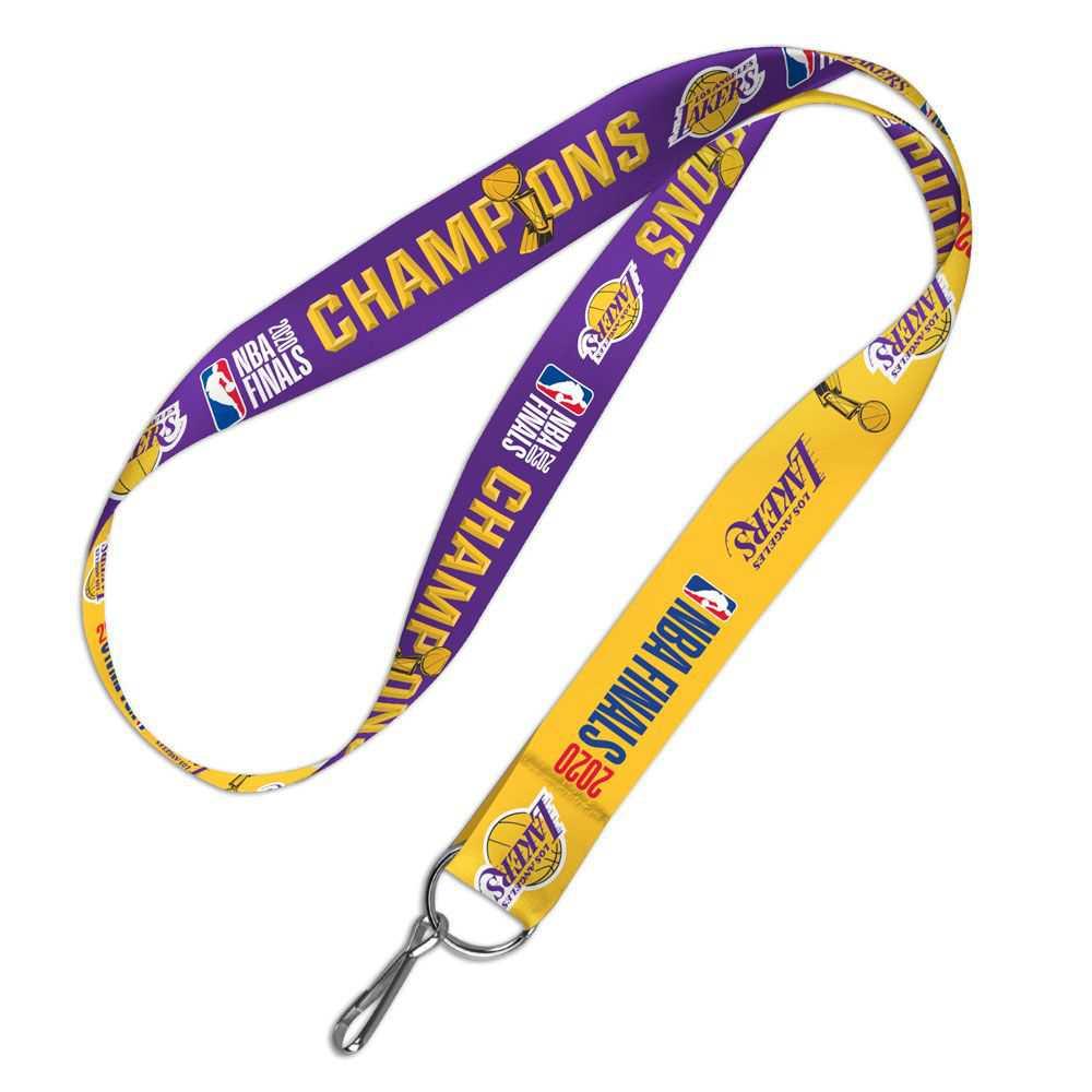 Los Angeles Lakers Championship Lanyard